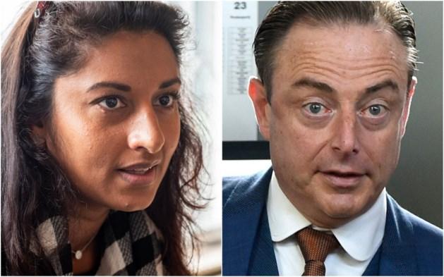 Jinnih Beels (SP.A) wil Antwerpse burgemeesterssjerp als Bart De Wever (N-VA) minister-president wordt