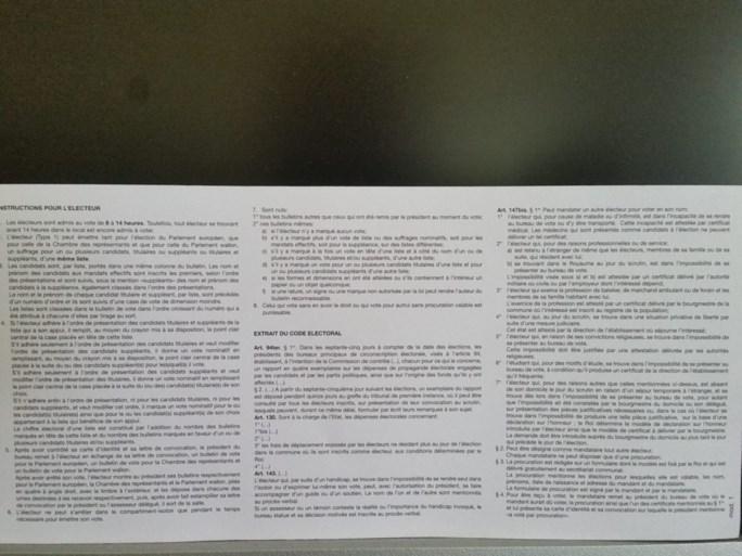 Enkele Oudsbergenaren ontvingen Franse oproepingsbrief