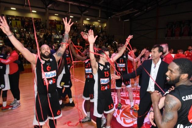 Euromillions Basket League: Oostende treft Limburg in halve finales, ook Brussels stoot door