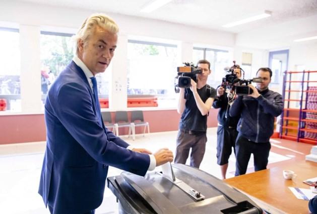 Partij Geert Wilders verdwijnt uit het Europees Parlement
