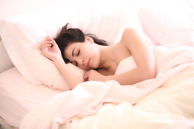 Negen uur slapen is even slecht voor je geheugen als vijf uur slapen