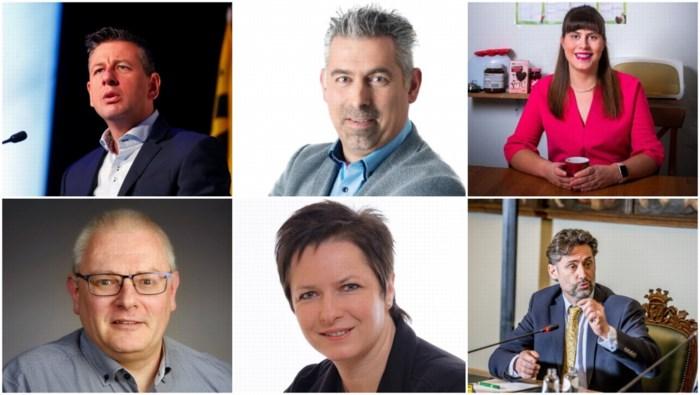 De zes Limburgse Vlaams Belang-verkozenen (en van sommigen heeft u nog nooit gehoord)