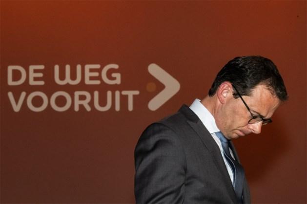 Wouter Beke stapt (nog) niet op als CD&V-voorzitter