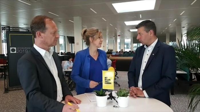 """Chris Janssens (Vlaams Belang): """"'Linkse ratten, rol uw matten' scanderen, dat is gezellig"""""""