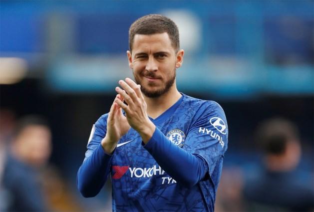 Fans verkiezen Eden Hazard tot Speler van het Jaar in Premier League