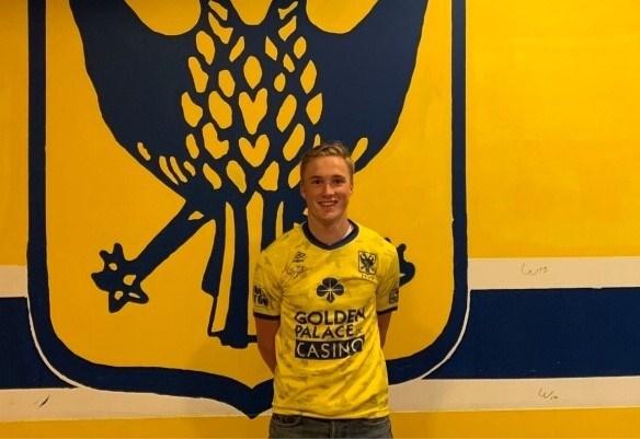 STVV versterkt zich met jonge Belgische aanvaller