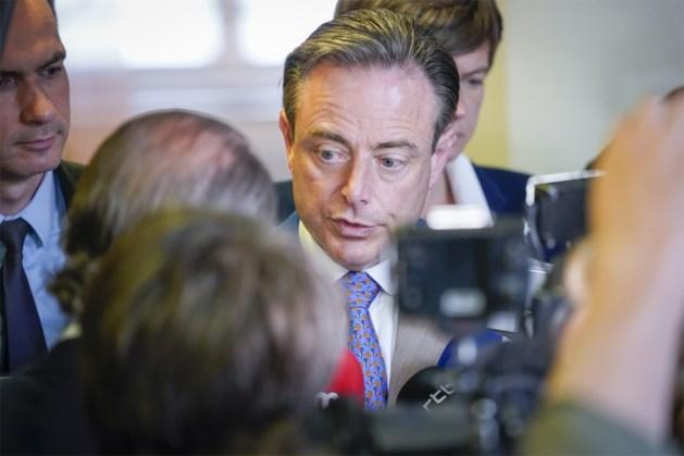 De Wever vanmiddag naar de Koning