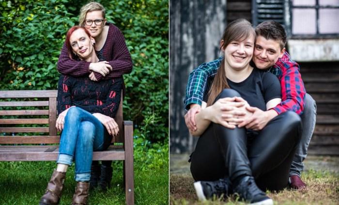 Als je vrouw plots man wordt: het verhaal van Lize en Sammy uit Oudsbergen