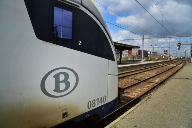 Geen treinen tussen Hasselt en Diest na aanrijding persoon