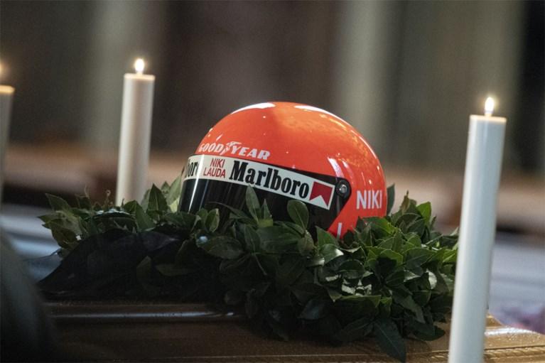 IN BEELD. Formule 1-fans nemen in Wenen massaal afscheid van Niki Lauda