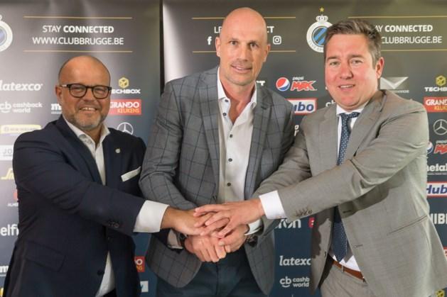 """Philippe Clement vindt zichzelf geen jobhopper bij voorstelling Club Brugge: """"Ik had in Beveren en Genk clausule in contract"""""""