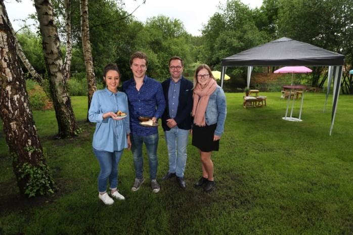 Vijverkafee verwacht 100.000 bezoekers voor vegan menu en silent disco