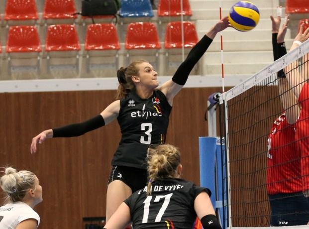 Yellow Tigers zijn te sterk voor Thailand in Women's Nations League Volley