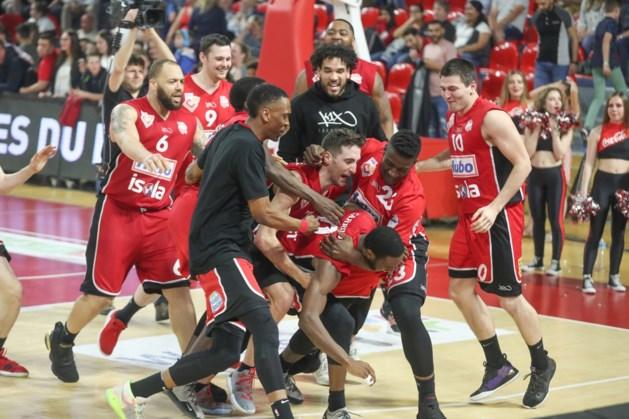 Verrast Limburg United opnieuw in halve finales play-offs basketbal?