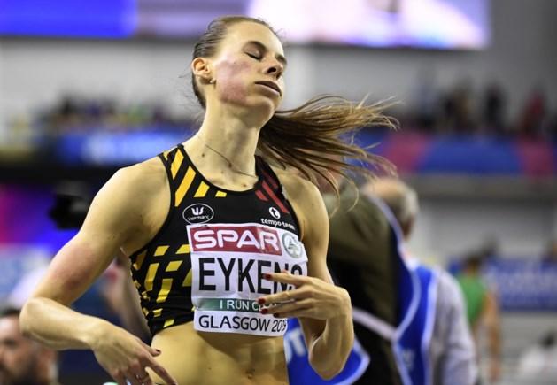 Renée Eykens en Soufiane Bouchikhi komen op Diamond League Stockholm niet in de buurt van WK-limiet