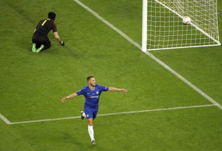 """Hazard bevestigt afscheid van Chelsea: """"I think it's a goodbye"""""""