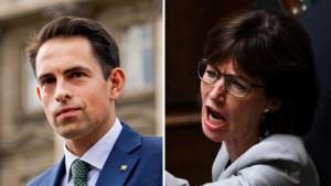 """Onkelinx niet onder indruk van klacht Vlaams Belang: """"Ik blijf bij mijn woorden"""""""