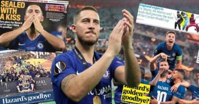 Britse Kranten Nemen Afscheid Van Hazard Wat Een Verlies V