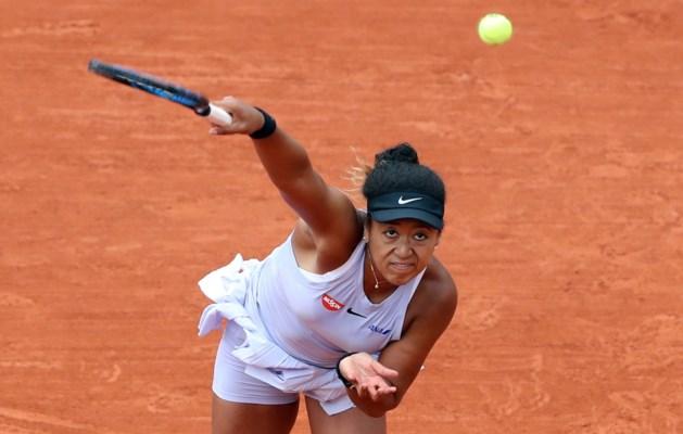 ROLAND GARROS. Osaka moet tot het uiterste gaan, geen problemen voor Serena en Djokovic