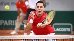 """Dubbelspecialist Joran Vliegen voor het eerst in tweede ronde van Grand Slam: """"Tornooi is al geslaagd"""""""