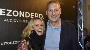 Gert Verhulst na tien jaar getrouwd met zijn Ellen