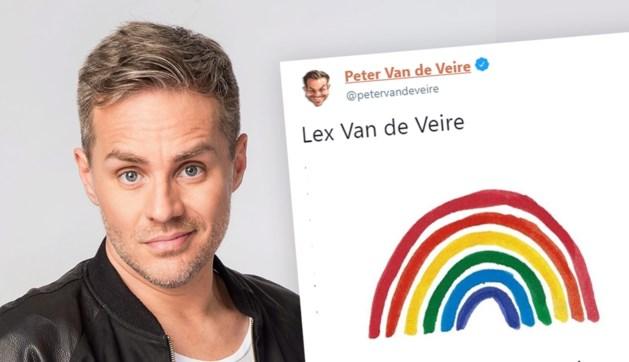 """Peter Van de Veire (na 19 jaar) opnieuw vader: """"Wereld vol wonder"""""""