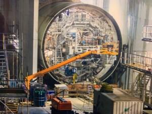 """Werkgroep Noord-Zuid op werfbezoek in Nederland:""""Tunnel kan in één jaar klaar zijn"""""""
