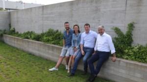 Lucie en Jimmy van 'Mijn Restaurant' openen zomerbar in Pliniuspark in Tongeren