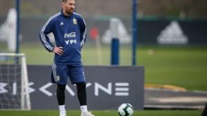 """Messi twijfelt over deelname aan WK 2022 in Qatar: """"Ik weet niet of ik erbij ben"""""""