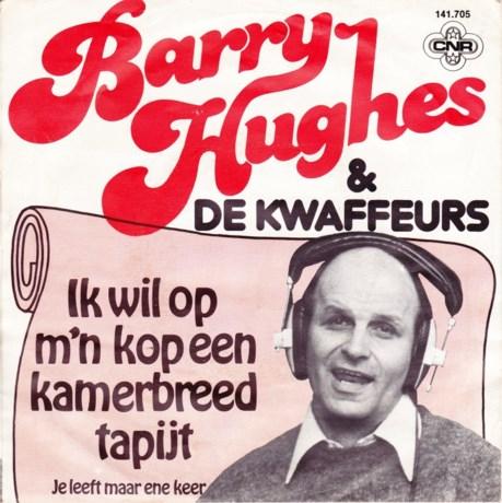 Markante voetbalman Barry Hughes (ex-Beerschot) op 81-jarige leeftijd overleden