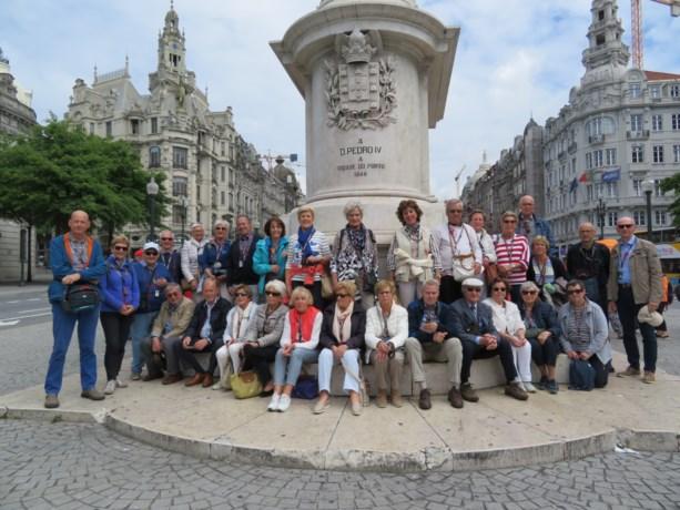 Neos Maaseik op vakantie in Portugal