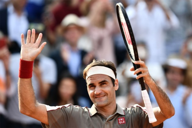 ROLAND GARROS. Clash tussen Rafael Nadal en Roger Federer in halve finales, 19-jarige Tsjechische verrast bij de vrouwen
