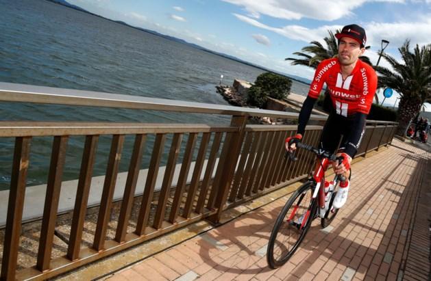 Tom Dumoulin kiest voor Critérium du Dauphiné als aanloop naar de Tour de France