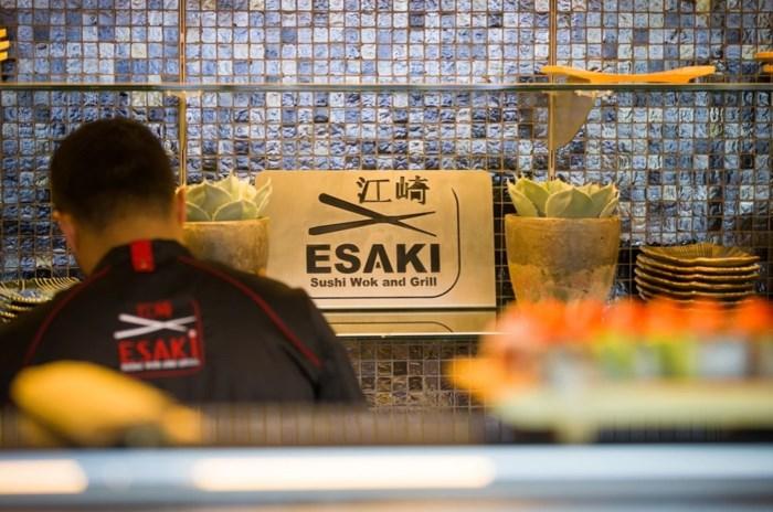Esaki opent sushirestaurant in Genk