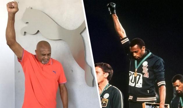 """Hij schreef sportgeschiedenis met controversiële Black Power-groet en Tommie Smith """"zou het opnieuw doen"""""""