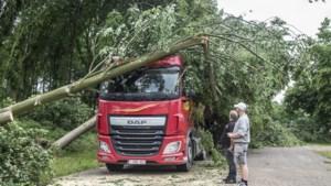 Zwaarst getroffen gemeenten willen storm laten erkennen als ramp