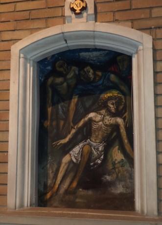 Wordt de kruisweg van Eyck gerestaureerd?