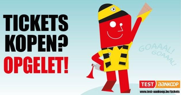 Test Aankoop lanceert campagne tegen illegale ticketverkoop