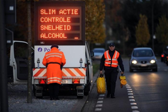 23 rijbewijzen ingetrokken bij eerste gemeenschappelijke controleweekend in Limburg