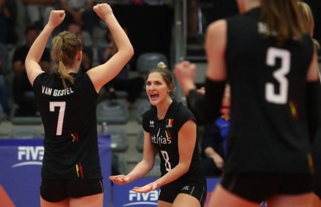 Yellow Tigers overklassen nu ook wereldkampioen Servië