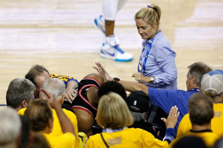 NBA lacht er niet mee: mede-eigenaar van Warriors zwaar bestraft nadat hij tegenstander duwde en uitschold