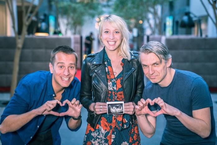 """Mooi nieuws voor Q-dj Heidi Van Tielen: """"Ik krijg eind oktober een zoontje"""""""