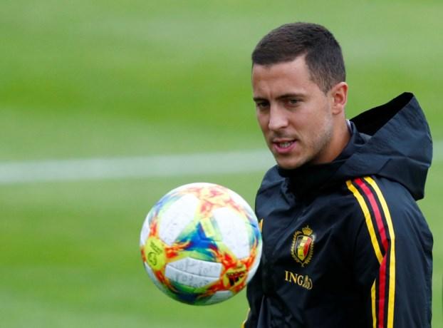 Nu is het ook officieel: Eden Hazard tekent voor vijf seizoenen bij Real Madrid