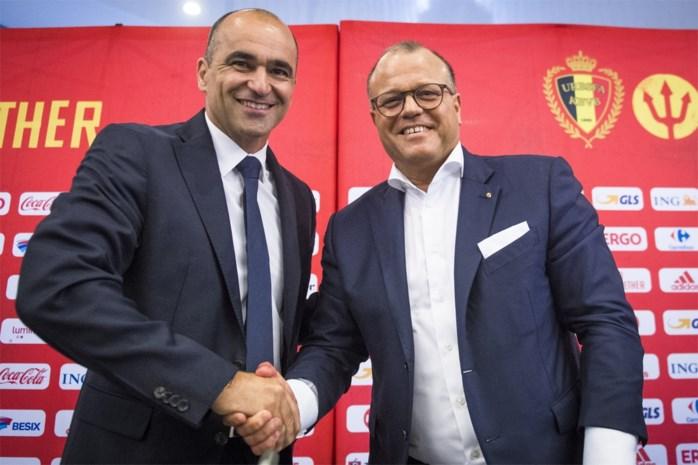 """Club Brugge-voorzitter Bart Verhaeghe stapt op bij voetbalbond: """"Mijn werk is af"""""""