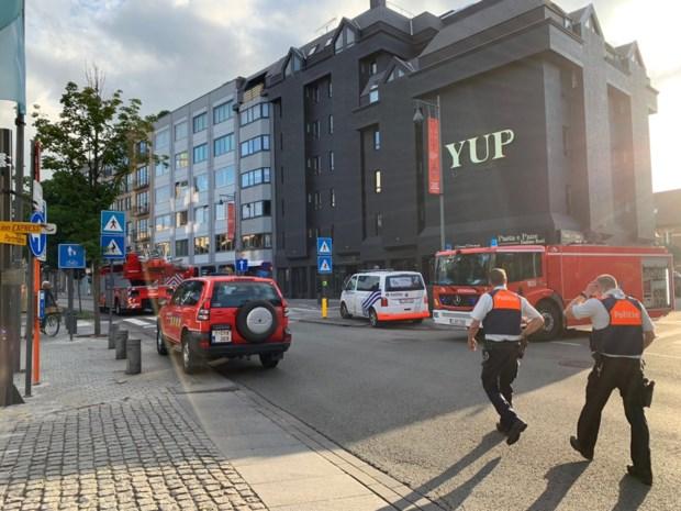 Rookontwikkeling in Yup Hotel blijkt waterdamp van hete douche
