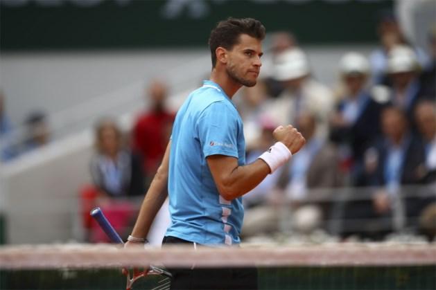 Dominic Thiem verslaat Novak Djokovic na ijzingwekkend slot en mag finale Roland Garros spelen tegen Rafael Nadal