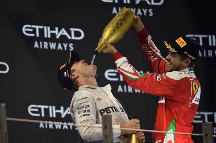 """Nico Rosberg haalt uit naar Vettel: """"Hij geeft altijd anderen de schuld"""""""