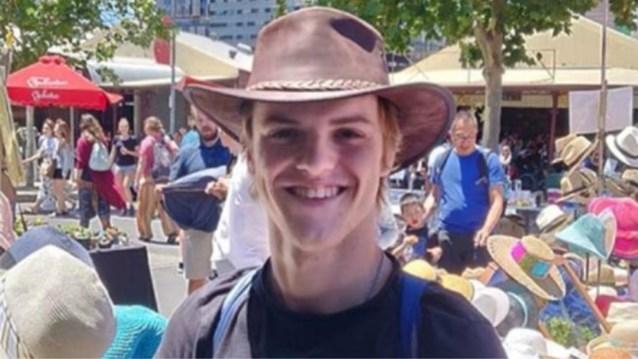 Australische politie verspreidt laatste beelden van vermiste Belg