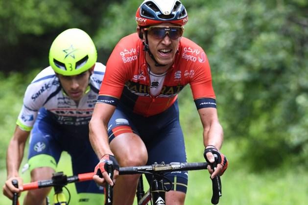 """Dylan Teuns na ritzege in Dauphiné: """"Gele trui en mijn eerste leeuwtje"""""""