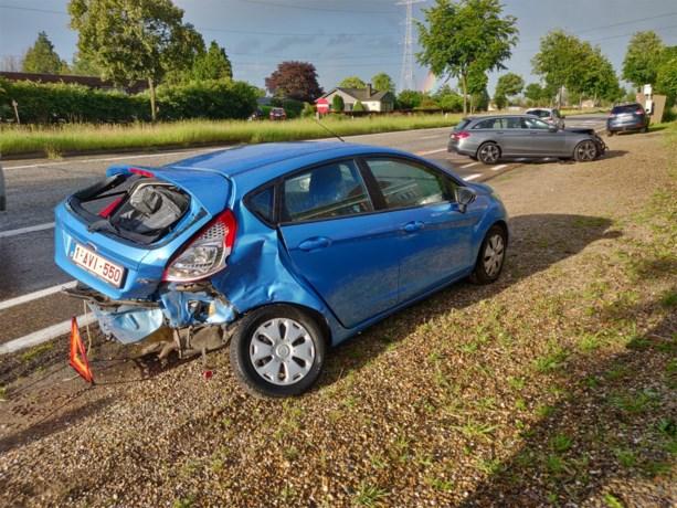Twee vrouwen gewond na ongeval